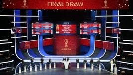 Mondiali 2018, Germania favorita a 5,50