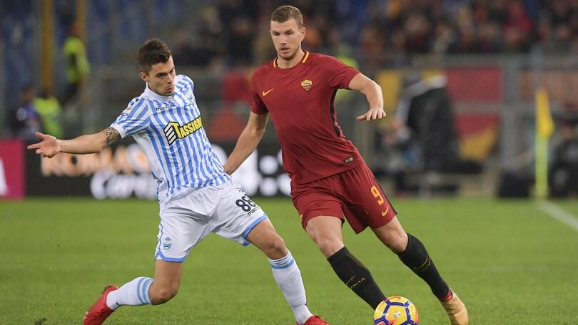 Serie A Roma-Spal 3-1, il tabellino
