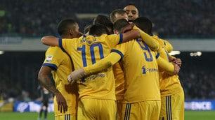 Napoli-Juventus 0-1, al San Paolo decide Higuain