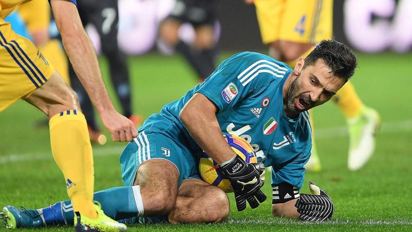 Buffon: «Higuain in forma strepitosa. Scudetto? Ci crediamo»