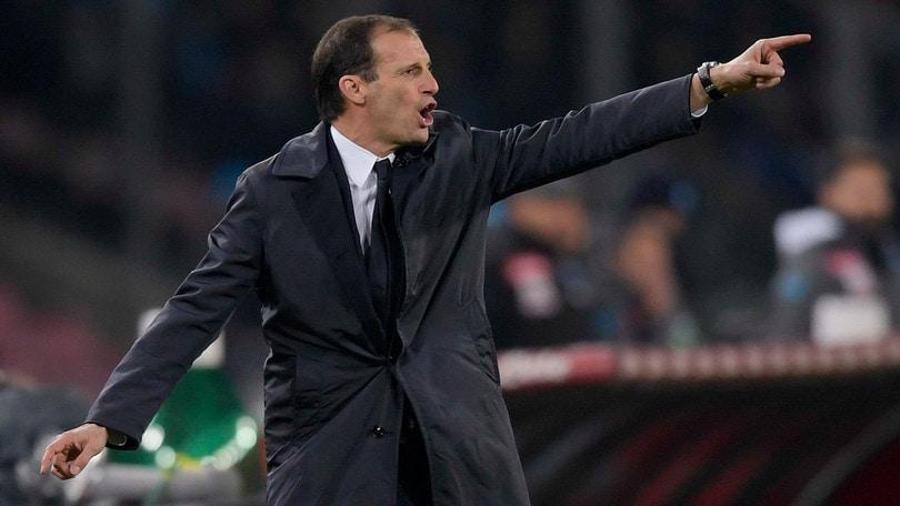 Allegri: «Il Napoli resta la favorita per lo scudetto»