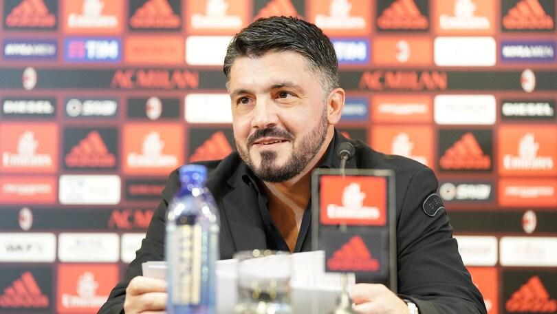 Milan: esordio in discesa per Gattuso, vittoria a Benevento a quota 1,38