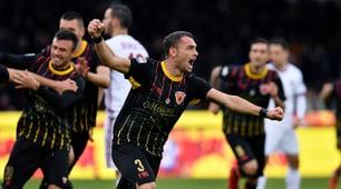 Benevento-Milan 2-2: Brignoli eroe di giornata, Gattuso stecca la prima
