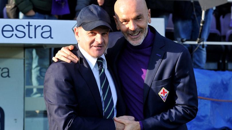 Serie A Sassuolo, Iachini: «Fiorentina rodata. A noi serve tempo»
