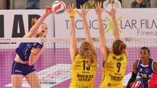 Volley: A1 Femminile, all'Imoco il big match di Scandicci, Novara ko