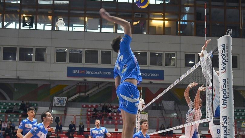 Volley: A2 Maschile, Girone Blu: Taviano sgambetta la capolista Tuscania
