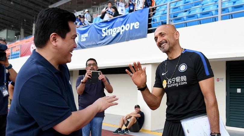 Thohir: «Scudetto? L'obiettivo dell'Inter è la Champions»