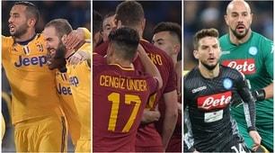Serie A, ecco le squadre con più giocatori scudettati