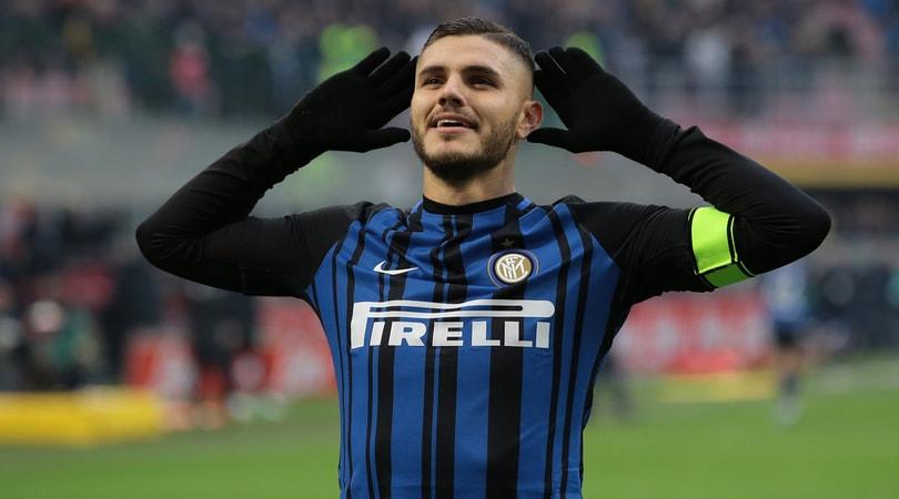 Icardi: «Real? Sto bene all'Inter, non voglio niente di più»