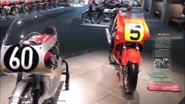 "Da Rossi a Marquez, i ""gioielli"" dell'Honda Collection Hall di Motegi"