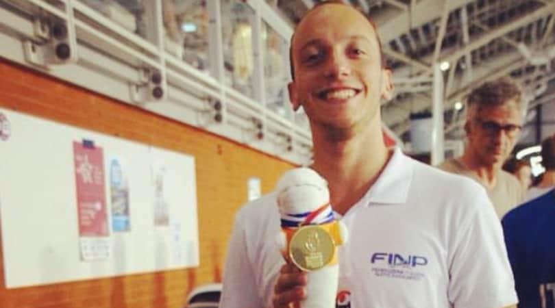 Nuoto, Mondiali paralimpici: Italia seconda nel medagliere