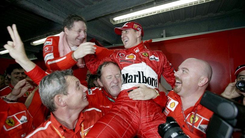 F1, Todt: «Schumacher lotta ancora»