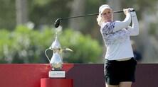 Golf, super finale a Dubai per leLadies del circuito europeo