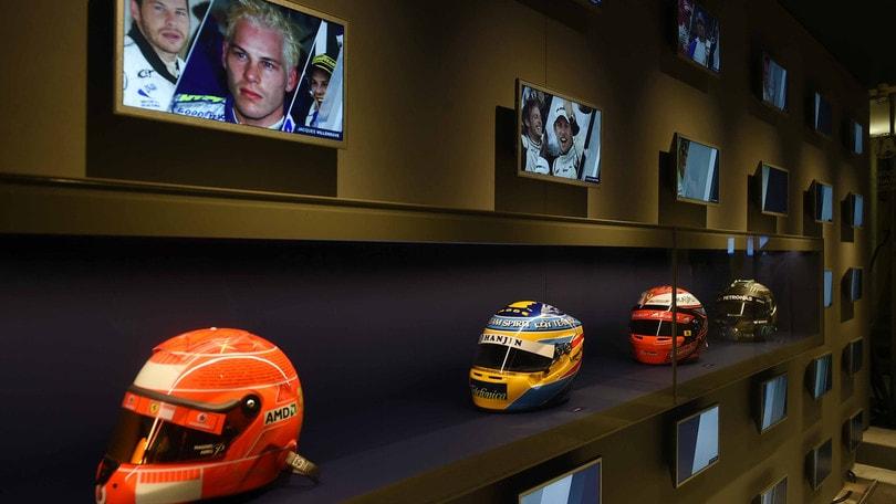 F1, inaugurata la Hall of Fame della Fia