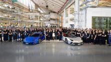 Lamborghini, la fabbrica da sogno dove l'uomo vale ancora più del robot