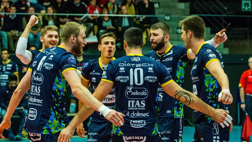 Volley: Champions League, per Trento partenza si