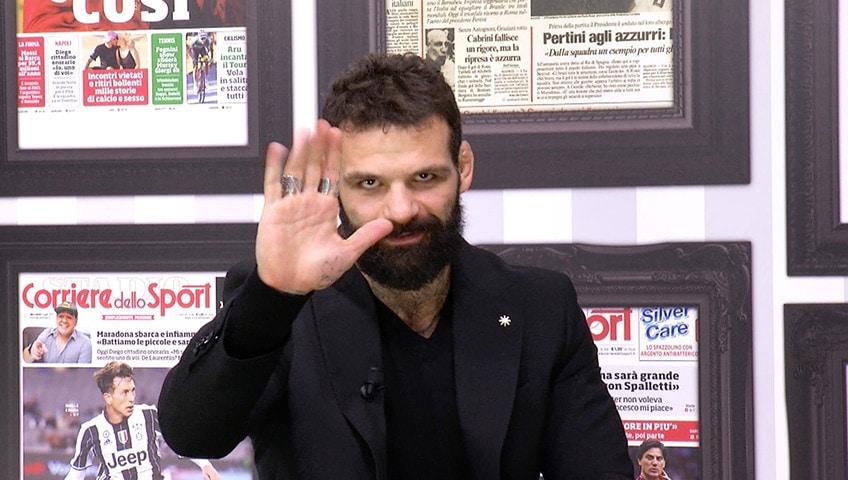 """Alessio Sakara al Corriere dello Sport: """"Vi spiego cos'è l'Oktagon-Bellator"""""""