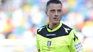 Coppa Italia Lazio-Cittadella, arbitra Pinzani. Abisso per la Fiorentina