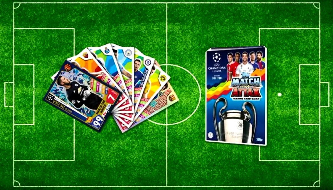 Uefa Champions League la raccolta ufficiale di card