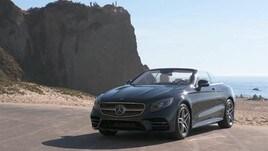 Mercedes Classe S 560 Cabrio: sogno a cielo aperto