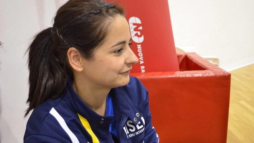 Sitting Volley: Nadia Bala nominata testimonial del Sitting italiano