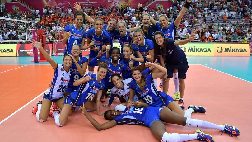 Volley: Mondiali Femminili 2018, domani il sorteggio