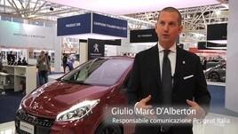 Peugeot, sportività compatta al Motor Show 2017