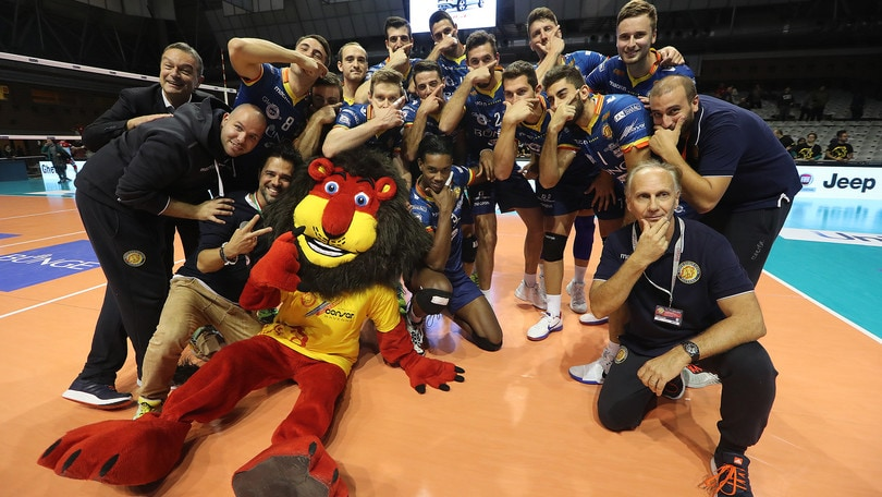 Volley: Challenge Cup, Ravenna vince il primo round col Gentofte