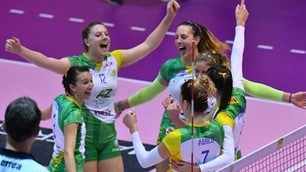 Volley: A2 Femminile, la Zambelli espugna Olbia