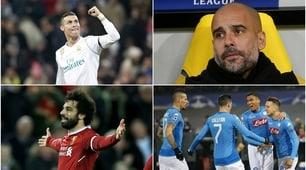 Champions 2017/18: ecco il riassunto della fase a gironi