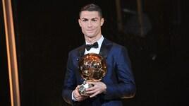 Ufficiale: Cristiano Ronaldo è il Pallone d'Oro 2017. Buffon quarto