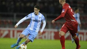 Europa League Zulte Waregem-Lazio 3-2, il tabellino