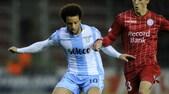 Europa League, Zulte Waregem-Lazio 3-2: non bastano Caicedo e Leiva, riecco Felipe Anderson