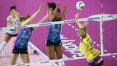 Volley: A1 Femminile, Novara-Conegliano scontro al vertice