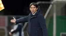 Lazio, Inzaghi: «Soddisfatto di Felipe Anderson. Il sorteggio? Spero in un po' di fortuna»