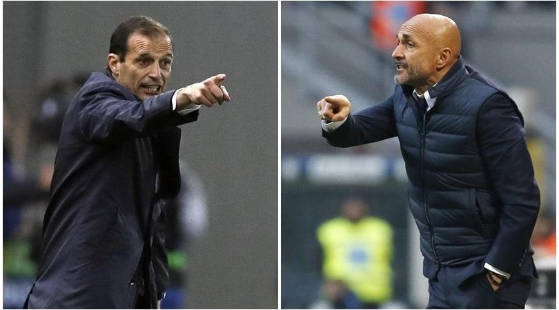 Aspettando Juventus-Inter: tutto quello che c'è da sapere