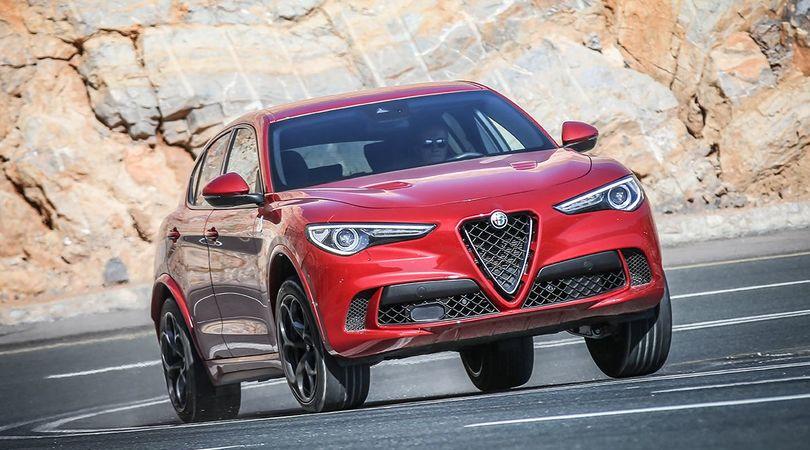 Alfa Romeo Stelvio Quadrifoglio, un Suv da Formula 1: la prova