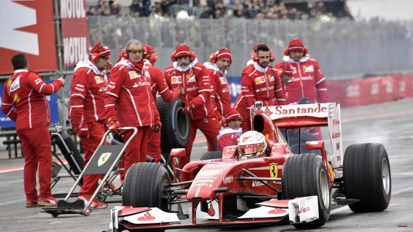 Nencini:«Ferrari fuori da corse? Sarebbe privazione»