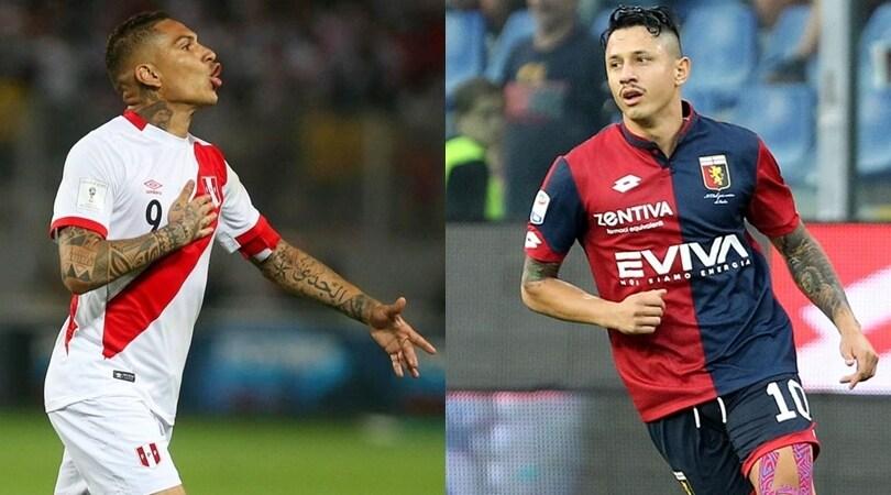 Perù, Guerrero positivo alla cocaina: chance Mondiale per Lapadula?