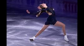 Pattinaggio,Grand Prix:Carolina Kostner a un soffio dalla terza posizione