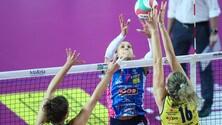 Volley: A1 Femminile, Conegliano: colpo grosso a Novara