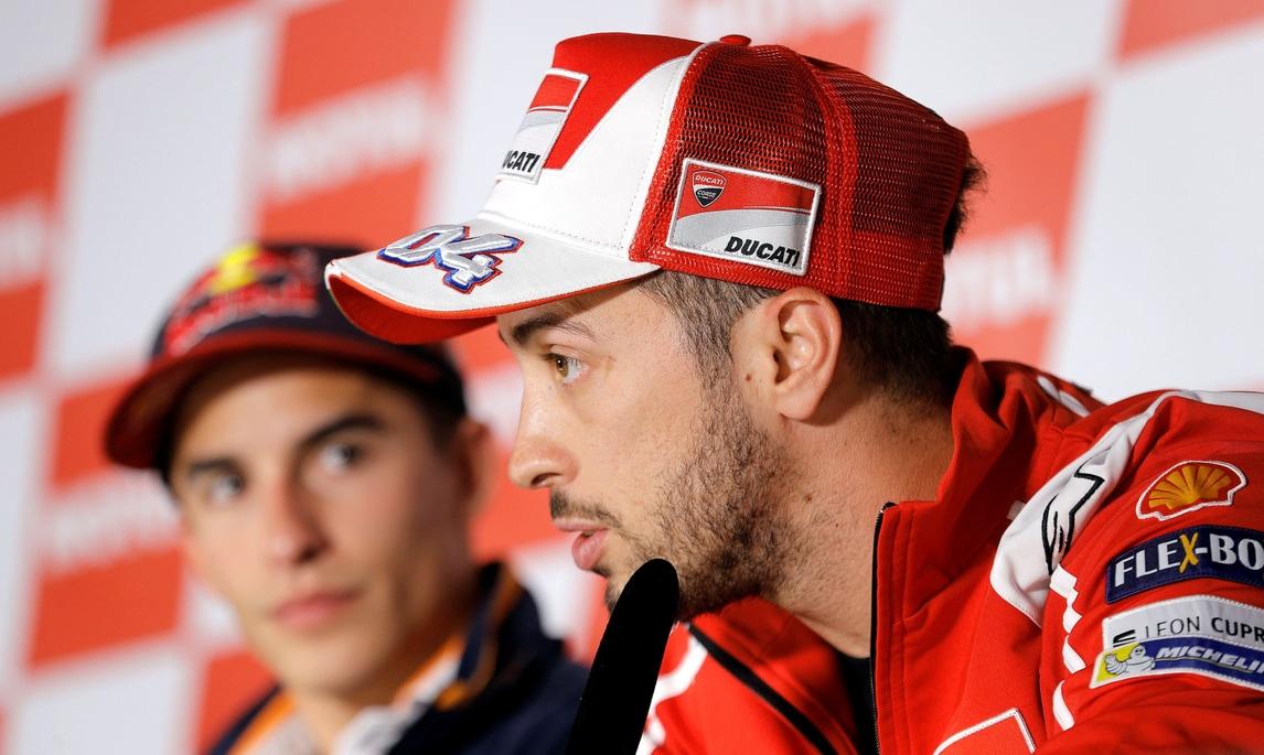 MotoGP, Dovizioso ci crede: «Nel 2018 me la potrò giocare»