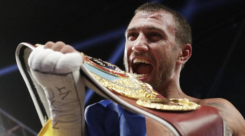 Lomachenko show, Rigondeaux abbandona: il titolo WBO resta all'ucraino