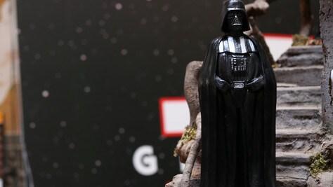 I personaggi di Star Wars protagonisti del presepe napoletano