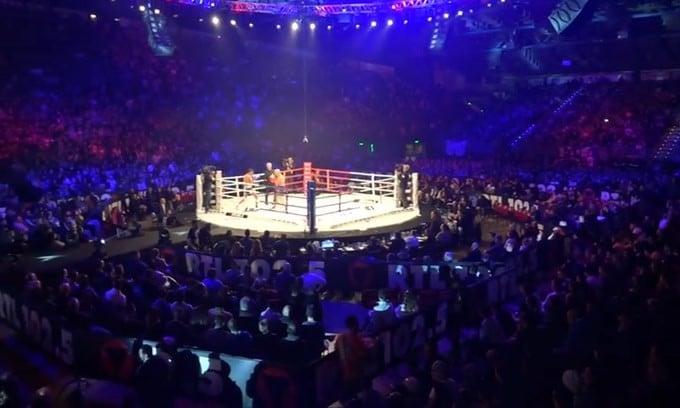 Oktagon-Bellator, un successo da sold out