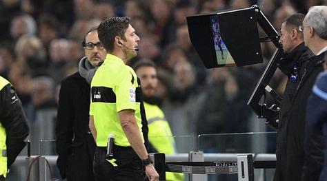 Il VAR pronto al debutto in Champions League