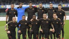 Top & flop Roma: Schick, la prima da titolare è da 6