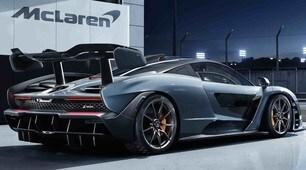McLaren Senna: la supercar dedicata al mito