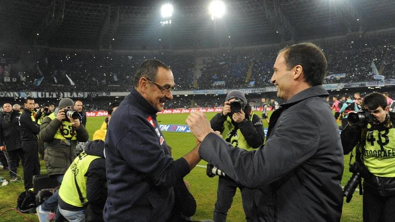 Serie A, quote scudetto: è ancora sfida Juve- Napoli