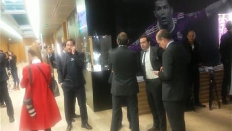 Sorteggi Champions: Totti e Monchi a Nyon